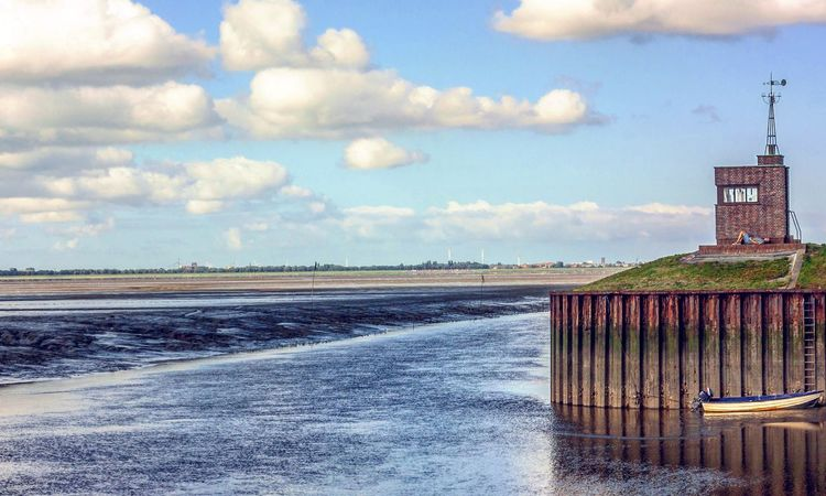 The Harbour of Dangast . Coast Northsea Naturelovers Traveling Travel Photography