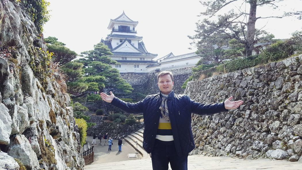 Kochi Castle Castle Japan Kochi Castle