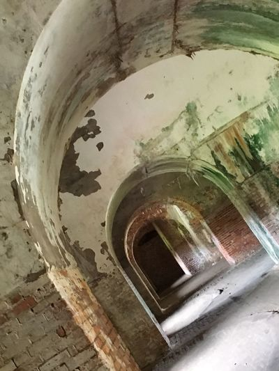 History Historical Building Fort Morgan Abandoned Empty First Eyeem Photo