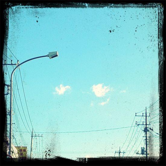 #keigo #moriyama #japan #2013 #clouds #www.keigomoriyama.com