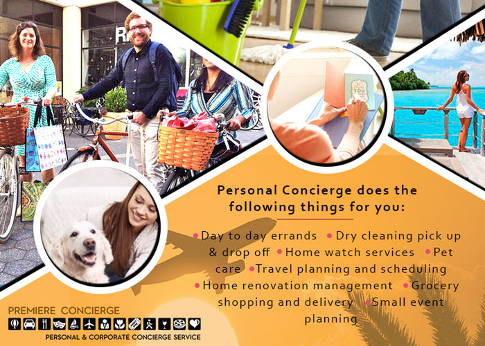 Premiere Concierge is the US based company, providing the personal concierge services in the form of help desk to the organizations and residential communities. To know more about our services, call us at 888-991-4700. Concierge Services Personal Concierge Help Desk Residential Building Service Desk