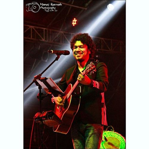 Papon Da. ❤ NH7 Weekender,Shillong. 23'Oct 2015. Sipfseries Sipf2015 Sipffeatures