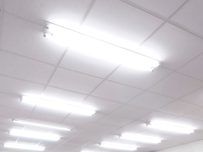 Illuminated Ceiling Indoors  Lighting Equipment Low Angle View No People Light Architecture Tile Built Structure Electricity  Sunlight Light - Natural Phenomenon Flooring Glowing Fluorescent Light Electric Light Wall - Building Feature Day Lens Flare Light Fixture