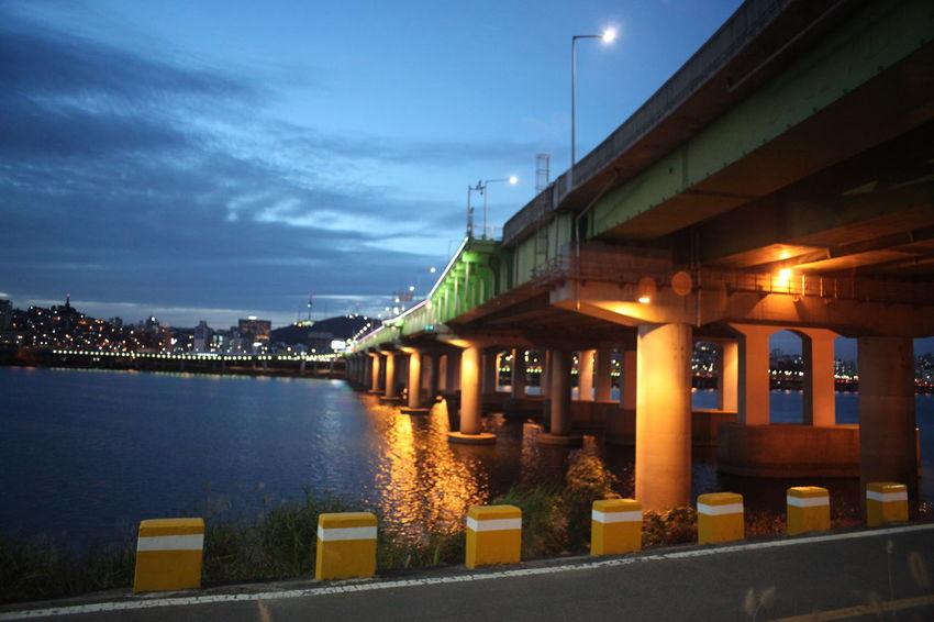 Hanggnag River, Seoul Hangang Park Hangang River Cityscape Seoul No Filter No Touch