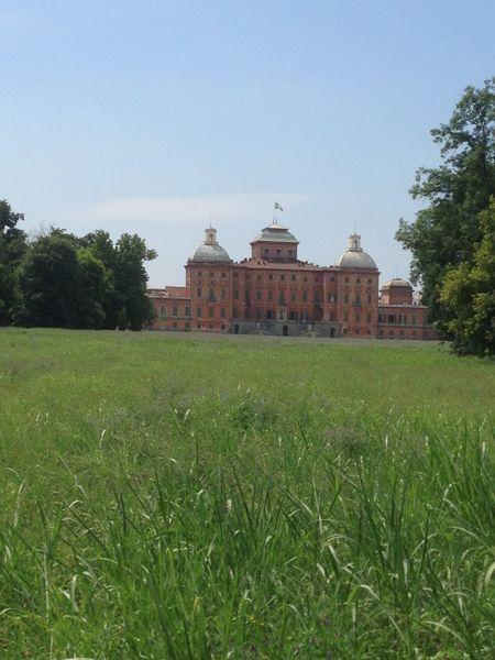 Castle Castello Di Racconigi Piemonte Parchi_storici Historical Building