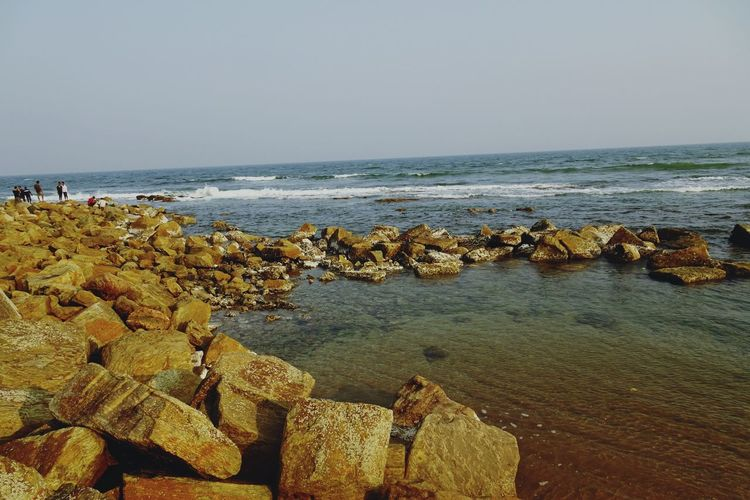 Summer Days Sea