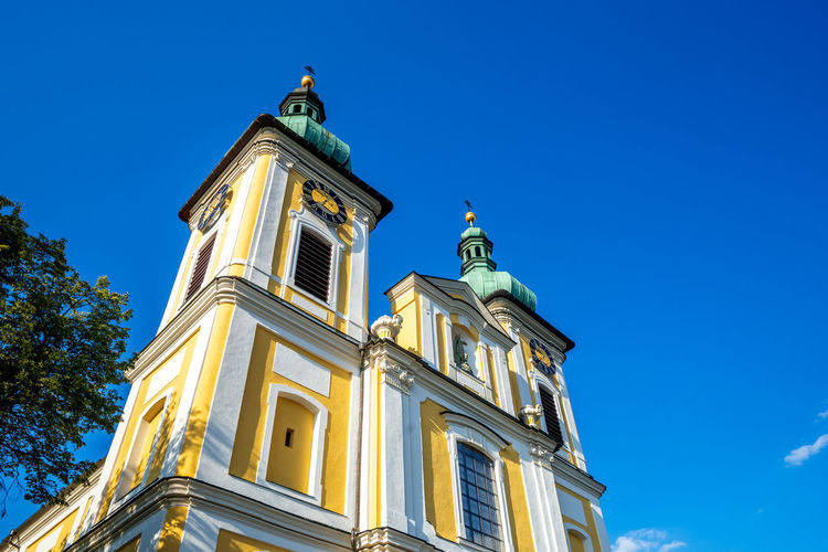 Donaueschingen Source Spring Danube Danube River River Church Architecture Blue City Hall City Hall Blue Panorama Building Historical Historical City Center City Church Village