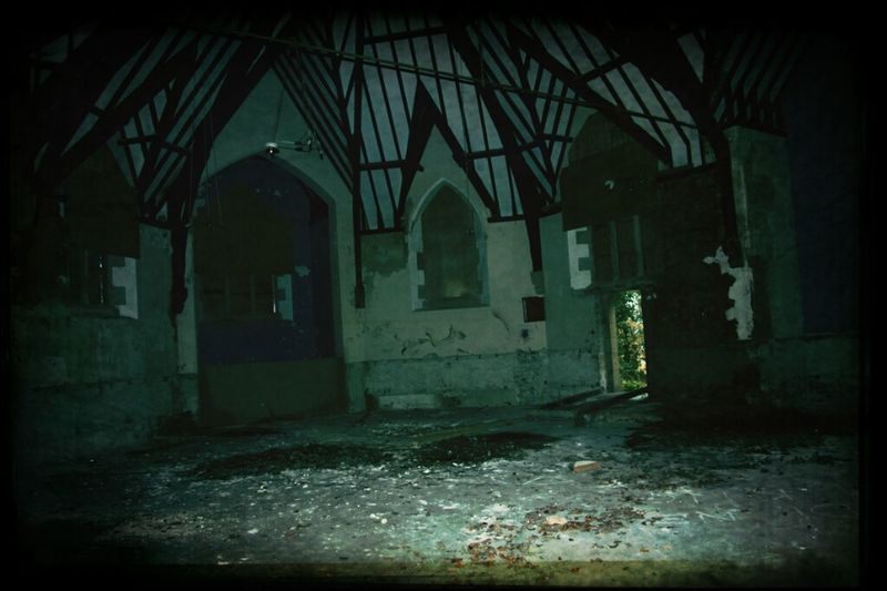 Abandoned Beauty Of Decay