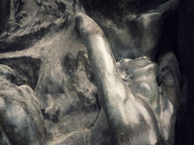 Weekend Art Gallery. Inspiration for the week. IPhoneography Art ArtWork Arts Culture And Entertainment Artist Rodin Museum Rodin Sculpture Inspired Beauty EyeEm Paris