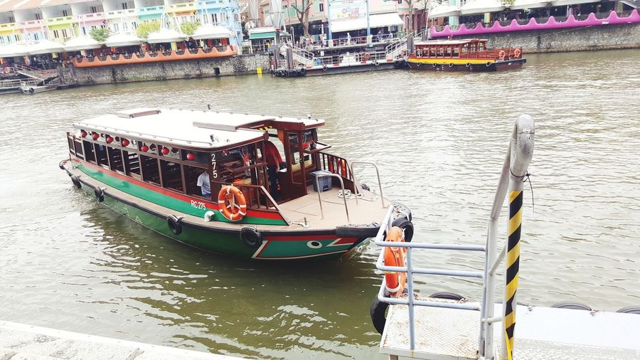 Boat ride Nautical Vessel Water Gondola - Traditional Boat Moored High Angle View Boat Ferry Passenger Craft