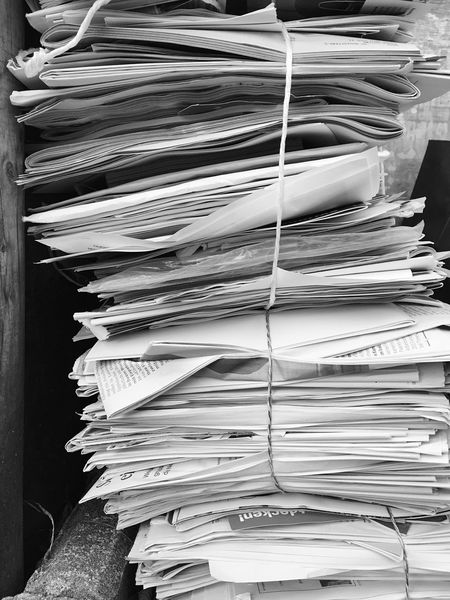 Document Stack Paper Close-up Paperwork Large Group Of Objects Backgrounds The Media No People Journalism Newspaper Magazine Rubbish Switzerland Streetphotography Reading News World Love Politics Sports Everything Interesting Throw