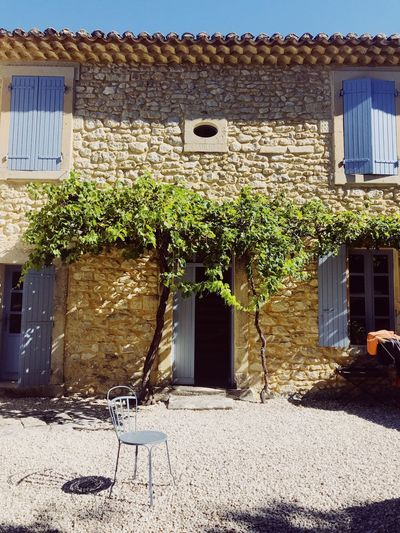 Country Home France Provence Relaxing Rhône Travel Architecture Countryside No People South Of France Summer Sunlight Travel Destinations Vacation