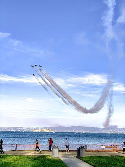 Blue Angels Air