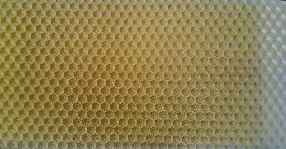 Backgrounds Bienenwabe Bienenwachs Close-up Day Full Frame Hexagon Honeycomb Macro Nature No People Pattern Structure Textured