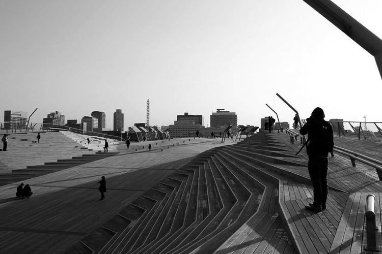 farshid mousavi and alejandro zaera-polo designBw_collection Architecture_collection EyeEm Tokyo Meetup 7 Light And Shadow Silhouette
