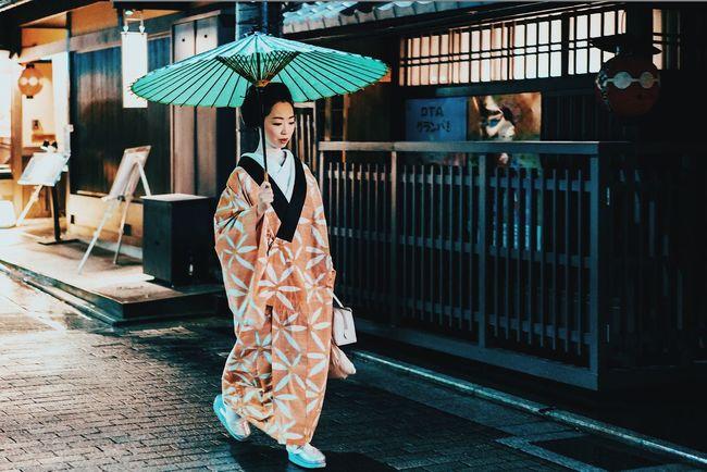 Kyoto, Japan 2017 Kimono Beautiful People Women Traditional Clothing Beautiful Woman Japan Japanese Culture Maiko Geisha Kyoto, Japan