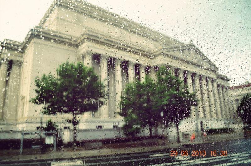 Rain Architecture Taking Photos Traveling