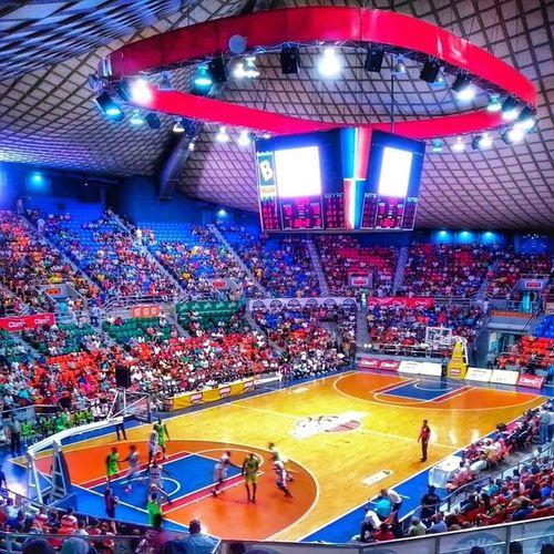 Arena del cibao Santiago.