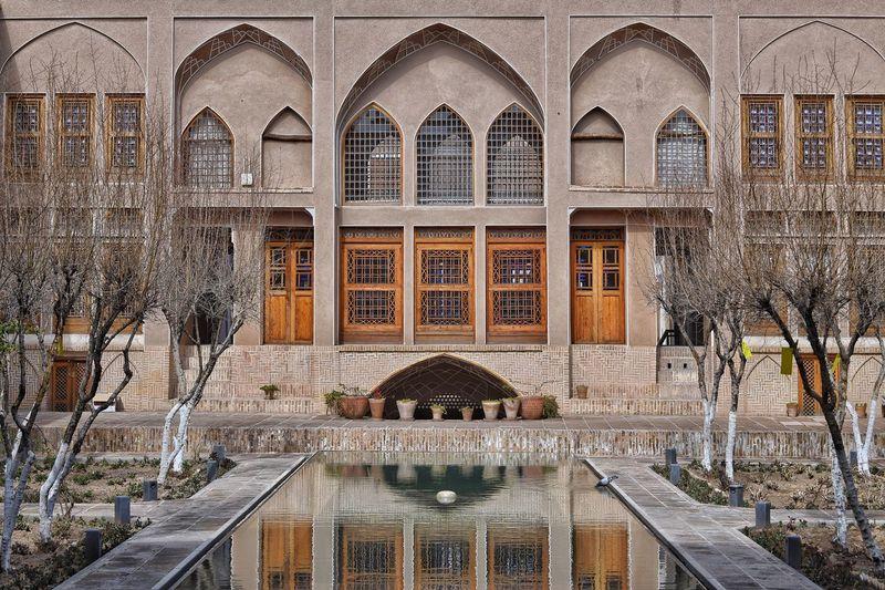 Kashan houses