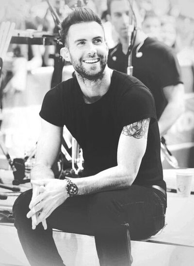 Man Crush :) #AdamLevine