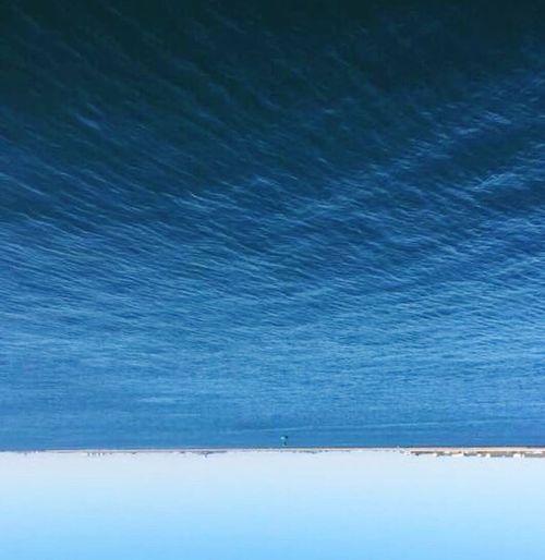 Heavy Water | Boston, MA. Waves Water Blue Upside Down Nature First Eyeem Photo