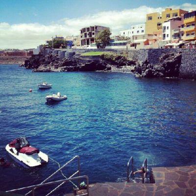 Los Abrigos, Tenerife. Por Lauferman.