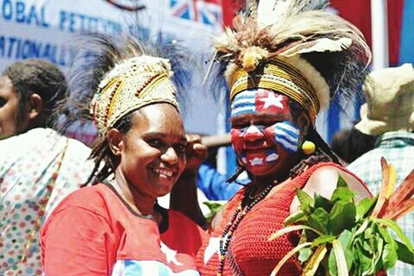 Real People West Papua People Papua Free Of Indonesia Colonial West Papua Want To Free Of Indonesia Colonial. West Papua Politic Of Freedom West Papua Flag Patriotism Countrylife Social Issues Large Group Of People West Papua Women West Papua Girl
