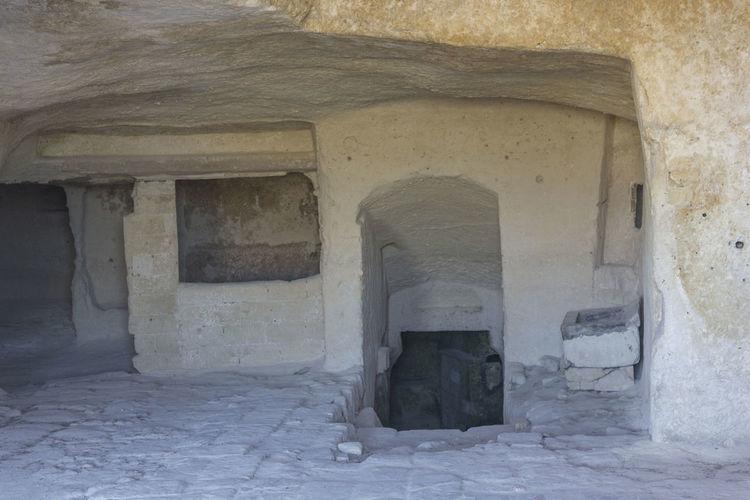 Matera Italy Unesco UNESCO World Heritage Site Cave Grotto Grotta