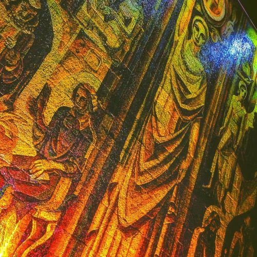 Full frame shot of multi colored pattern