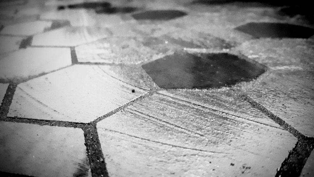 Shower Pan Tiled Floor Grout