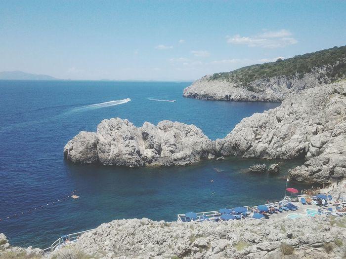 SummerTime *-* Capri Island Sea Summer