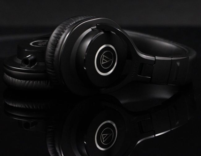 Close-up Technology Product Photography Audiotechnica Dark First Eyeem Photo