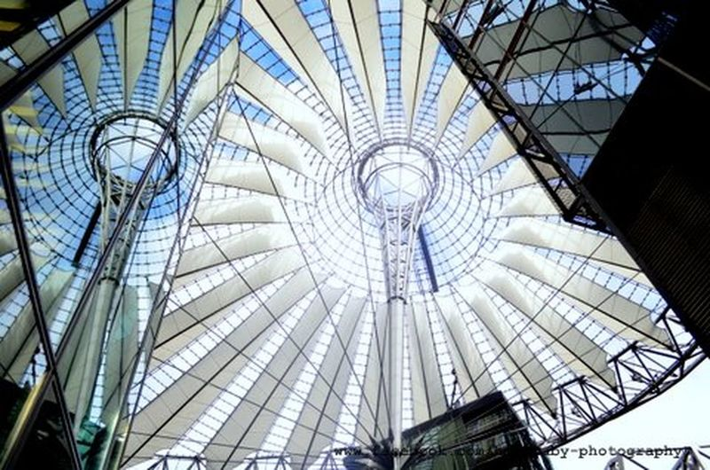 Berlin Awesome Architecture Sony Center Come To Berlin