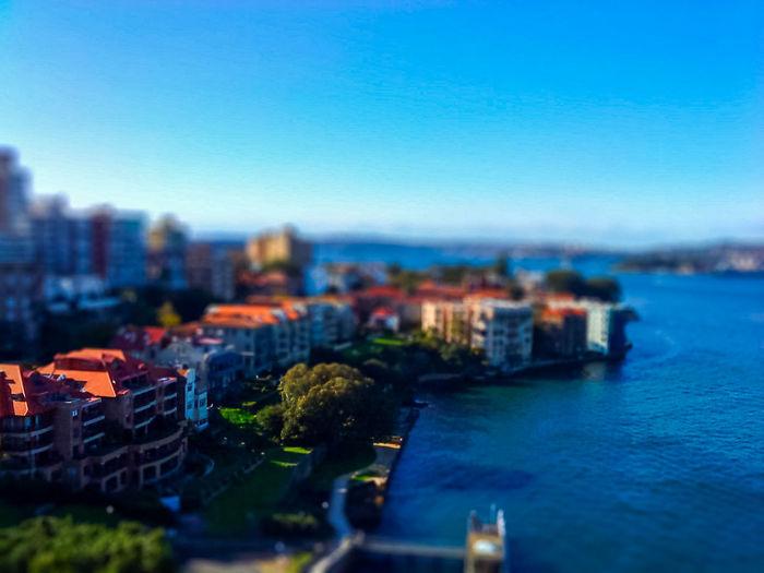 Tiltshift Miniture Landscape Sydney GalaxyS5