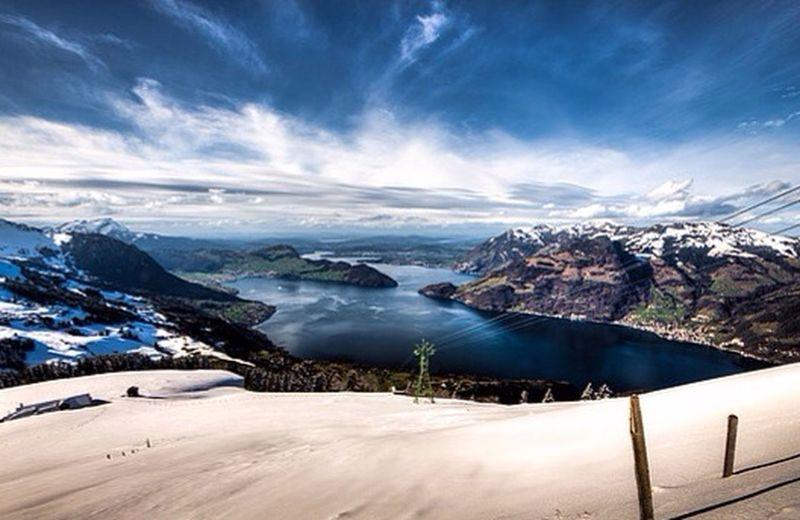 My Beautiful Switzerland Suiza Schweiz Amazing Niederbaun Home Stunning View Nidwalden foto by t.stejskal