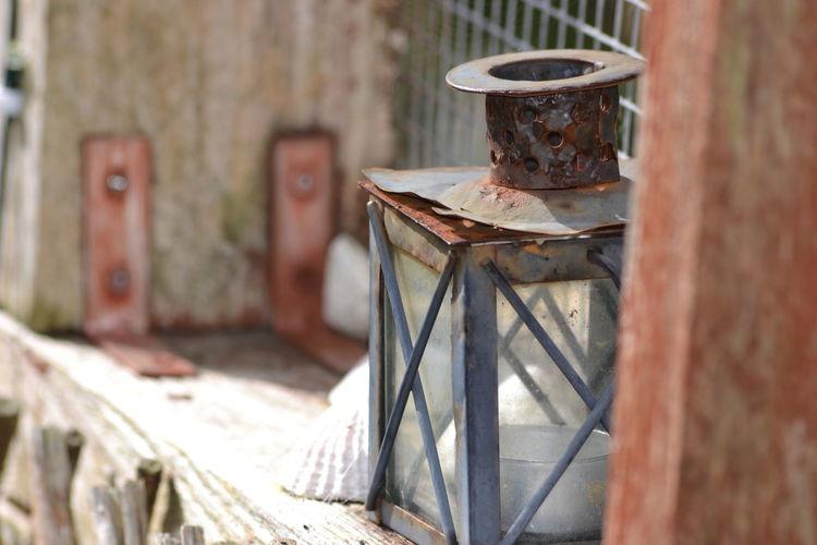 MyBackGarden Rust Night Lights