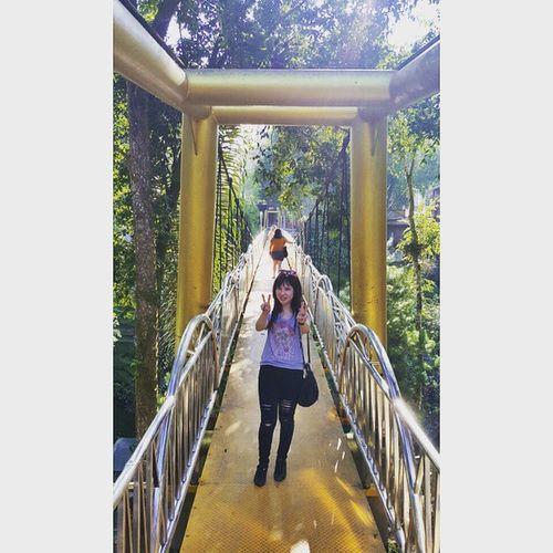 Golden gate ? Hahahaha ... Berastagi Lumbini Medan Sumatera indonesia travelmania traveling Theposeofficial 2015.06.01
