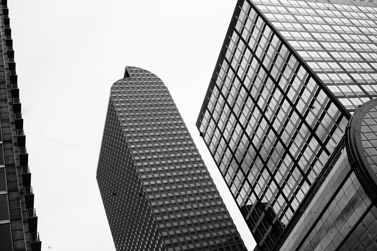 City Life Cityscape Colorado Photography Downtown Blackandwhite Blackandwhitephoto Blackandwhitephotography Building Built Structure City Downtowncolorado Modern Pattern Sky Tall - High First Eyeem Photo