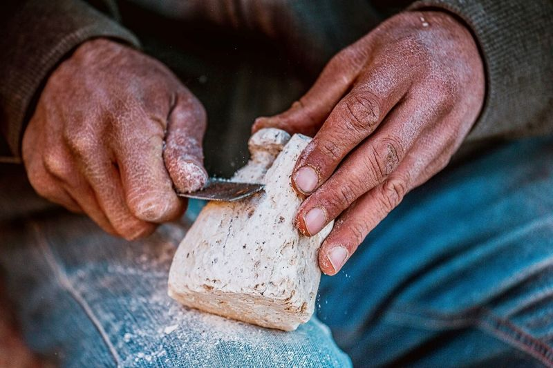 Turkish Wood Carver EyeEm Selects Craftsperson Work Tool Working Holding Occupation Carving - Craft Activity One Person Skill  Real People Wood - Material Human Hand Close-up Adults Only