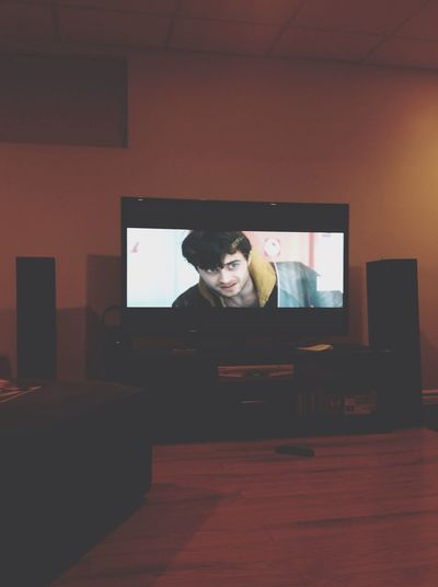 Waited so long for this Daniel Radcliffe Horns Movie Night