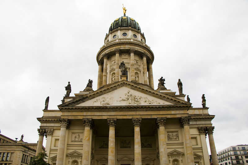 Berlin cathedral is the common name for the evangelical supreme parish and collegiate church.