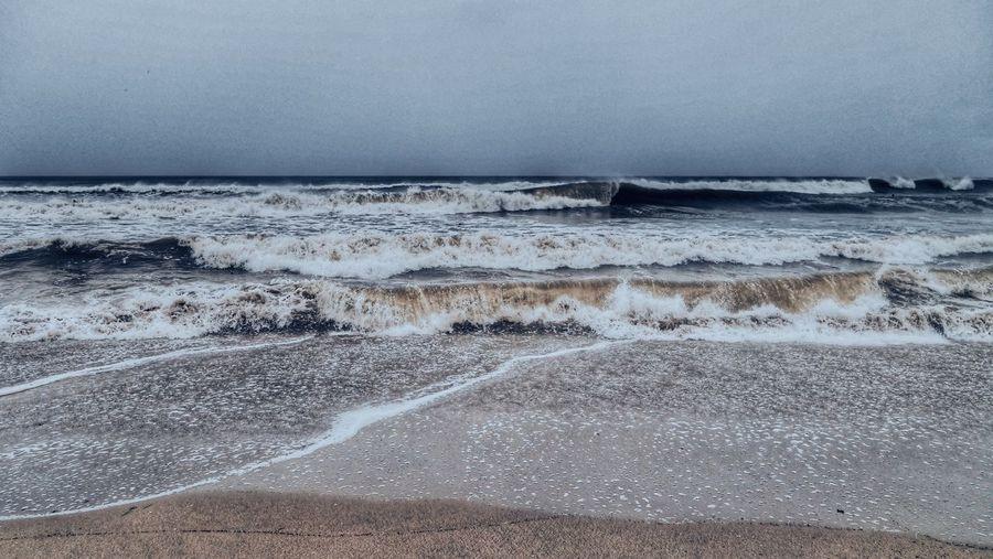 Swirling Seas