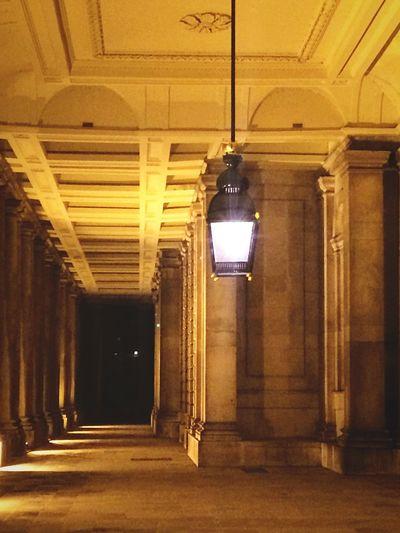 Hallways.
