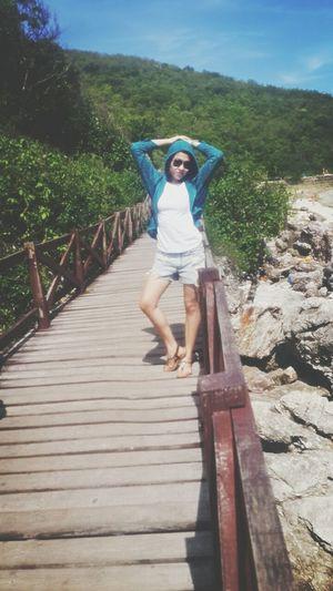 Enjoying Life That's Me Enjoying The Sun Letsgo Sea Sunshine Thailand Happy I Am Ply