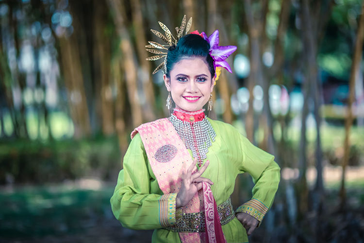 Malay Dancer