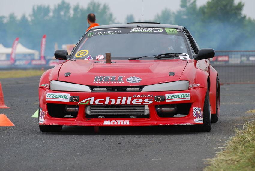 Achilles Drifting Federal Tires Hell Energy King Of Europe Nikon D40x Nissan 200SX 2JZ Szilveszter Drift Tököl Airport Tököldrift