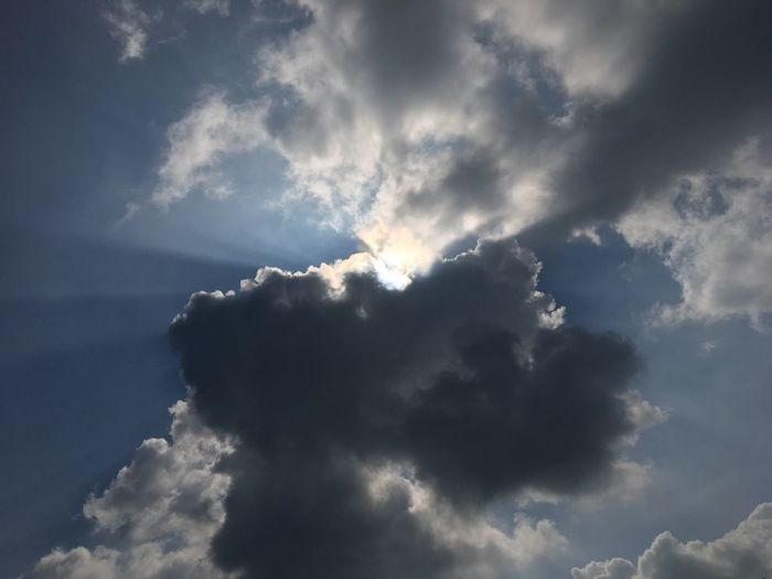 Clouds Cloud - Sky Sky Nature Dramatic Sky Scenics No People Outdoors Day Formation Beautiful Awe
