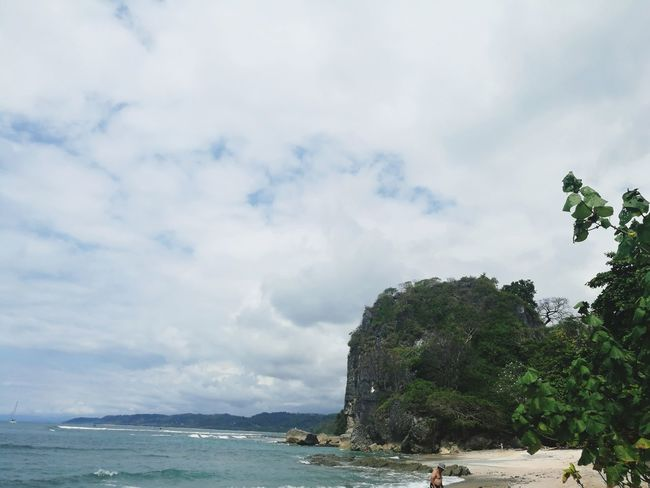 Playa Suecos Sea Beach Water Cloud - Sky Nature Outdoors Tree Day Sky Vacations Beauty In Nature
