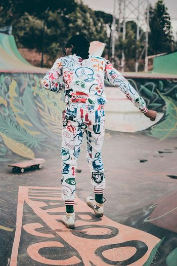 A moment. Africa Fashion VisualArt  EyeEm Best Shots Canon Photography Portrait Full Length Street Art Graffiti Skateboard Art