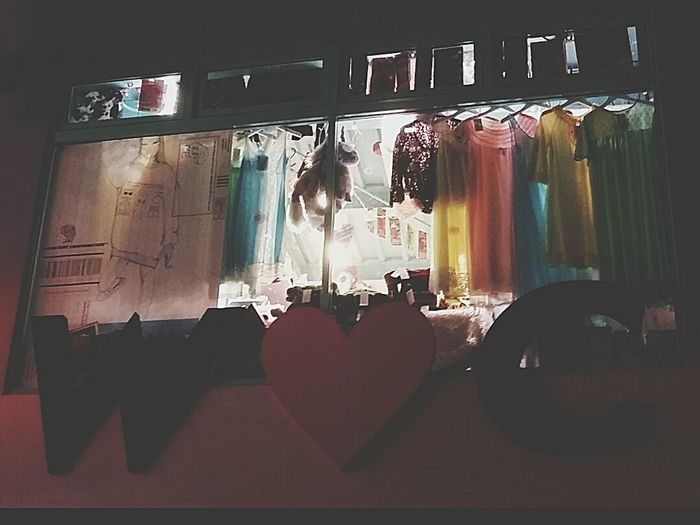 Clothes Clothes On Display Window Display Colourful Clothes Shop Apparel Shop Harajuku Winter 2016 Tokyo Japan TokyoDec2016 JapanDec2016